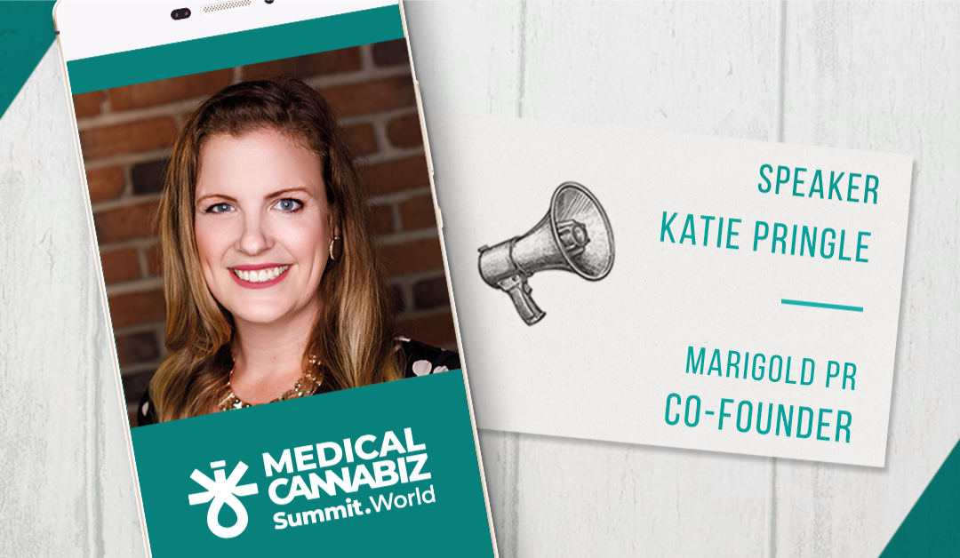 Marigold Marketing & PR Co-Founder and Partner Katie Pringle to Speak on Marketing and the Last Mile Panel at Medical Cannabiz World Summit in Malta
