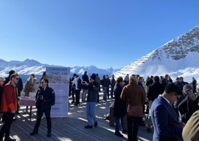 2.4 Million Impressions Achieved for The 2nd Annual Cannabis Conclave in Davos