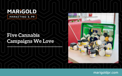 Five Cannabis Campaigns We Love