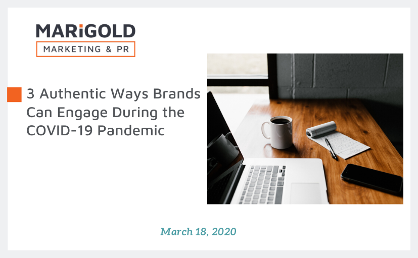 authentic ways brands can engage during the covid-19 pandemic