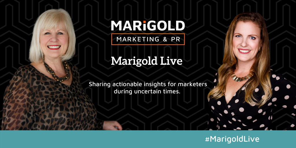 Marigold Live: Cannabis Marketing During Uncertain Times