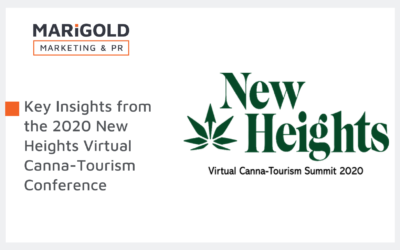 Key Insights from the 2020 New Heights Virtual Canna-Tourism Conference