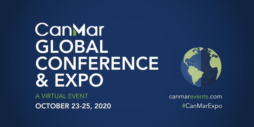 Join Marigold PR at the CanMar Global Conference and Expo 2020