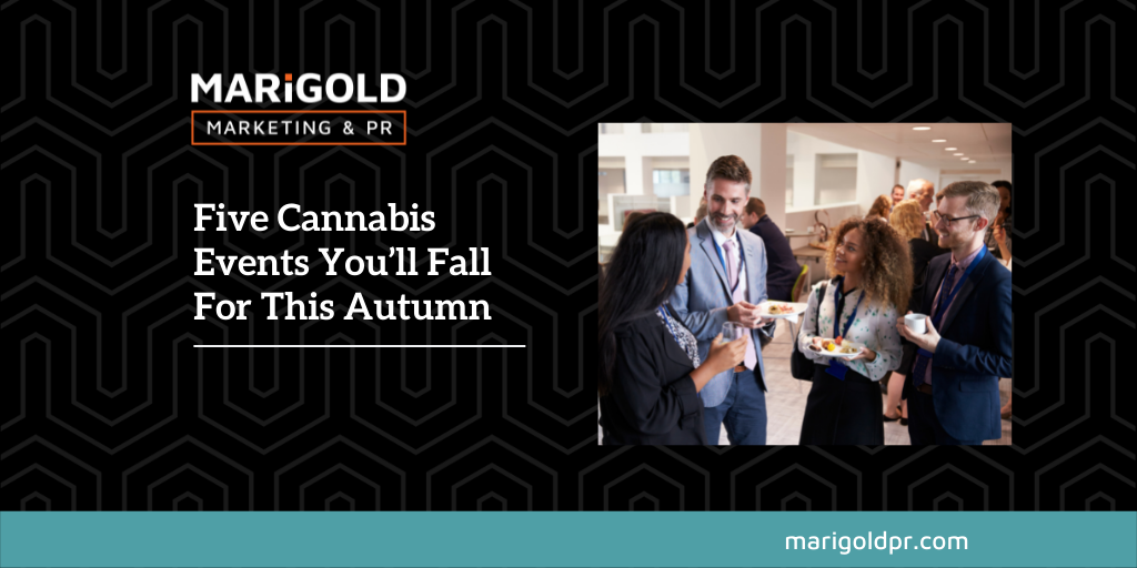 Five Cannabis Events You'll Fall For This Autumn
