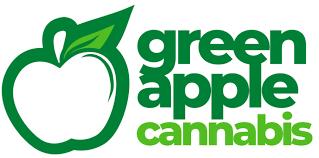 green apple cannabis logo