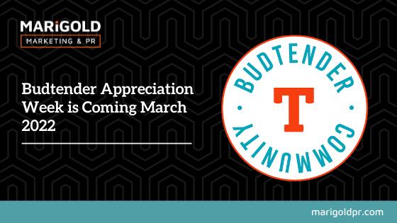 Budtender Appreciation Week Coming March 2022 Blog